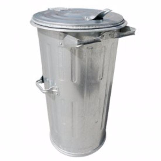 Picture of Popelnice pozinkovaná MEVA 110 litrů