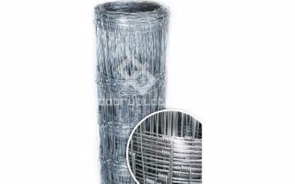 Obrázek Pletivo uzlové lesnické 125 cm - balení 50 m