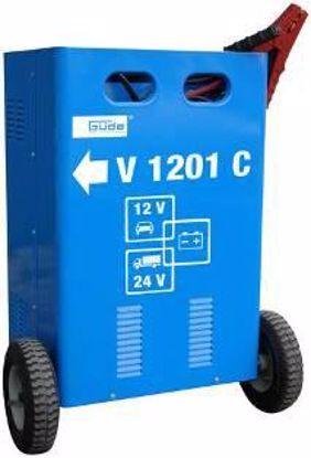 Obrázek Profesionální nabíječka baterií PROFI V 1201 C, GÜDE