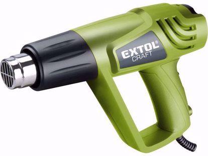 Obrázek EXTOL CRAFT 411013 - pistole horkovzdušná, 2000W