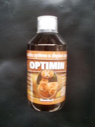 Obrázek OPTIMIN pro králíky (1 litr)