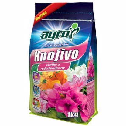Obrázek Hnojivo AGRO organo minerální - azalky, rododendrony 1 kg