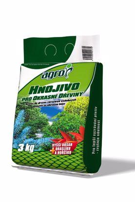 Obrázek Hnojivo AGRO pro okrasné dřeviny 3 kg
