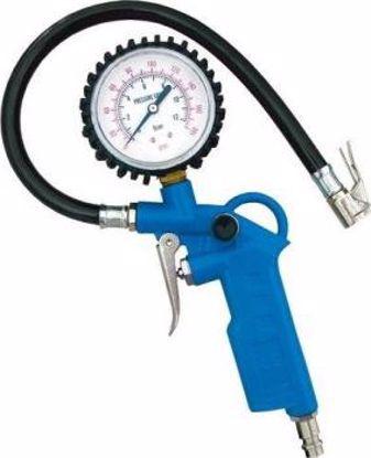Obrázek PROTECO pistole na huštění pneumatik s analogovým manometrem