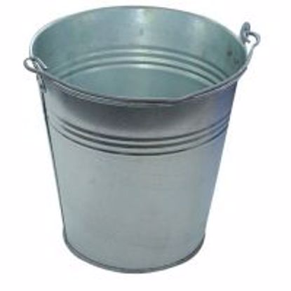 Obrázek Vědro pozink 12 litrů
