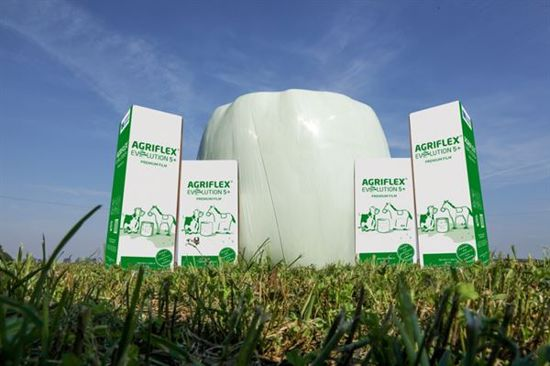 Picture of Folie AGRIFLEX 750MM/1500M WHITE