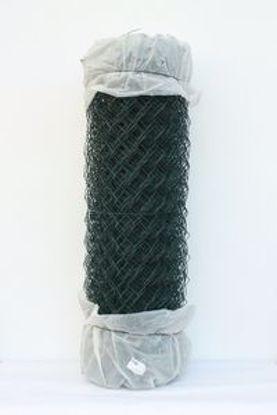 Obrázek Pletivo čtyřhranné poplastované, bez napínacího drátu, 150 cm  (osobní odběr)