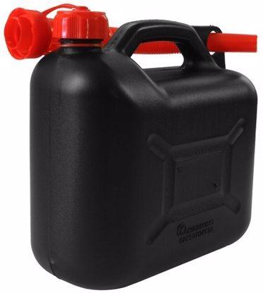 Obrázek Kanystr na PHM plastový 5 litrů