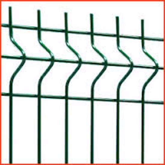 Picture of Panel plotový JUPITER 1530X2500/ZN/PVC, barva zelená (osobní odběr)