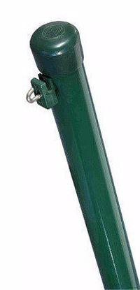 Obrázek RETIC Plotový sloupek zelený průměr 3,8 cm, výška 200 cm (osobní odběr)