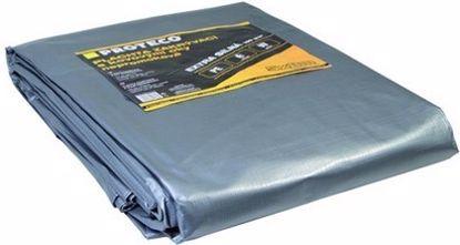 Obrázek PROTECO plachta extra silná s oky 160 g, 4x6m