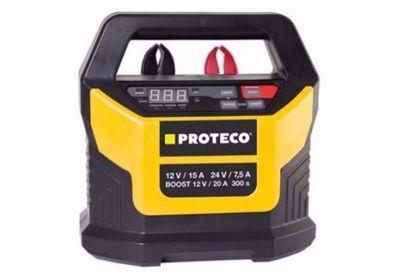 Obrázek PROTECO nabíječka autobaterií 12/24 elektronická (51.08-AN-1224-EL)