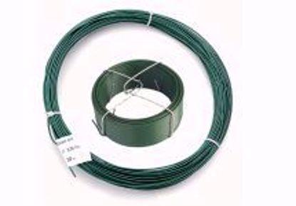 Obrázek RETIC drát napínací PVC 3,5 mm, návin 52 m