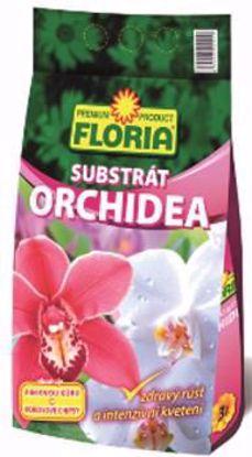 Obrázek FLORIA substrát pro orchideje 3 l