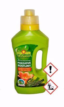 Obrázek FLORIA Kapalné hnojivo pro pokojové rost. SMUTNICE 0,5 l