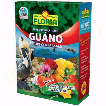 Obrázek AGRO CS FLORIA GUÁNO s mořskými řasami 0,8 kg