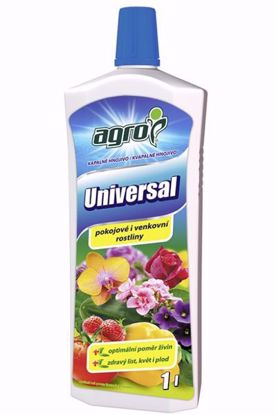 Obrázek AGRO kapalné hnojivo univerzální 1 litr