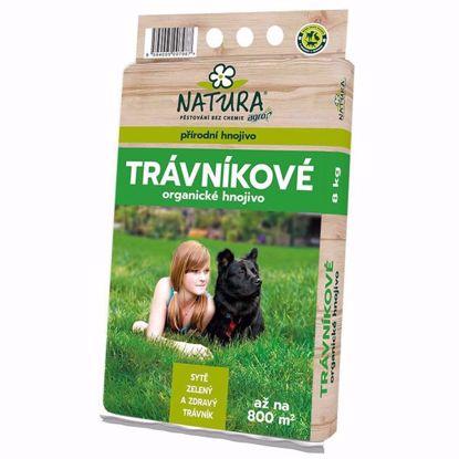 Obrázek AGRO NATURA Organické trávníkové hnojivo 8 kg