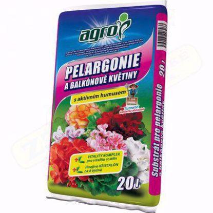 Obrázek Agro CS Substrát pro pelargonie 20 l