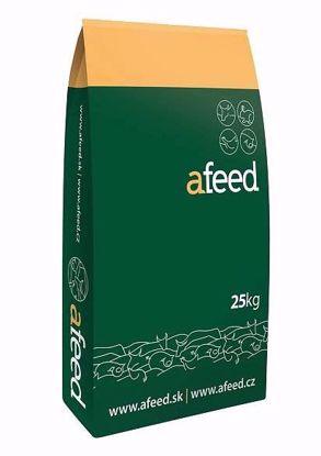Obrázek AFEED BROJLER (BR1) s léčivy, drcené krmivo pro brojlery (25 kg)